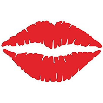 Lips Silhouette
