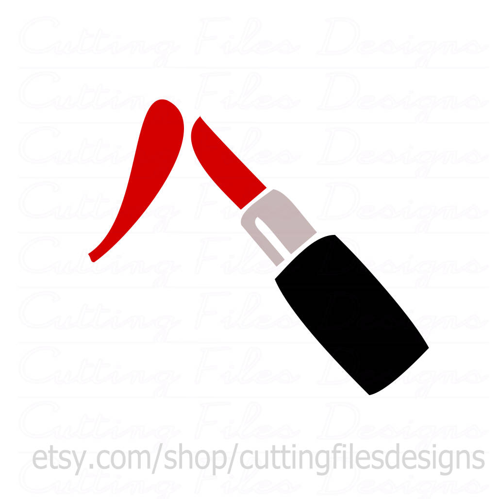 1028x1028 Lipstick Svg Cutting File Wpng