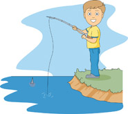 little boy fishing silhouette at getdrawings com free for personal rh getdrawings com