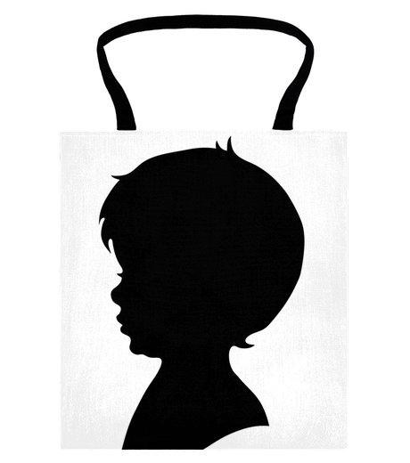 460x520 Little Boy Silhouette