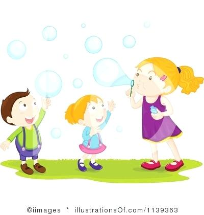 400x420 Kids Blowing Bubbles Little Girl Happy With Soap Bubbles Diy Ugly