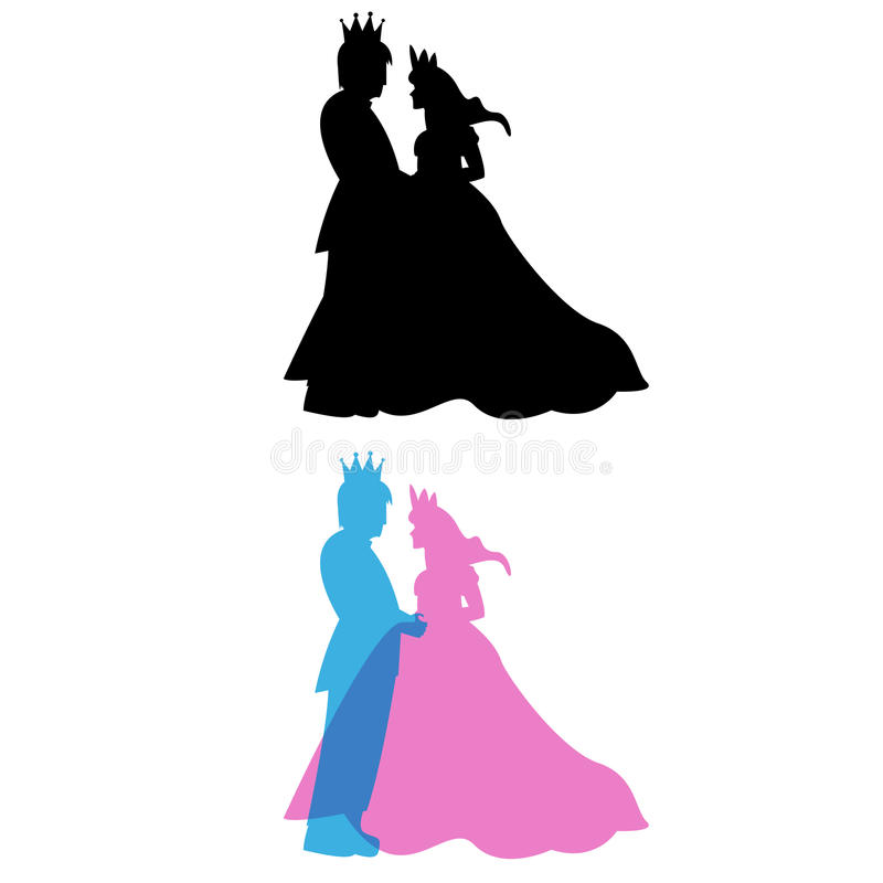 800x800 Prince And Princess Crown Clipart