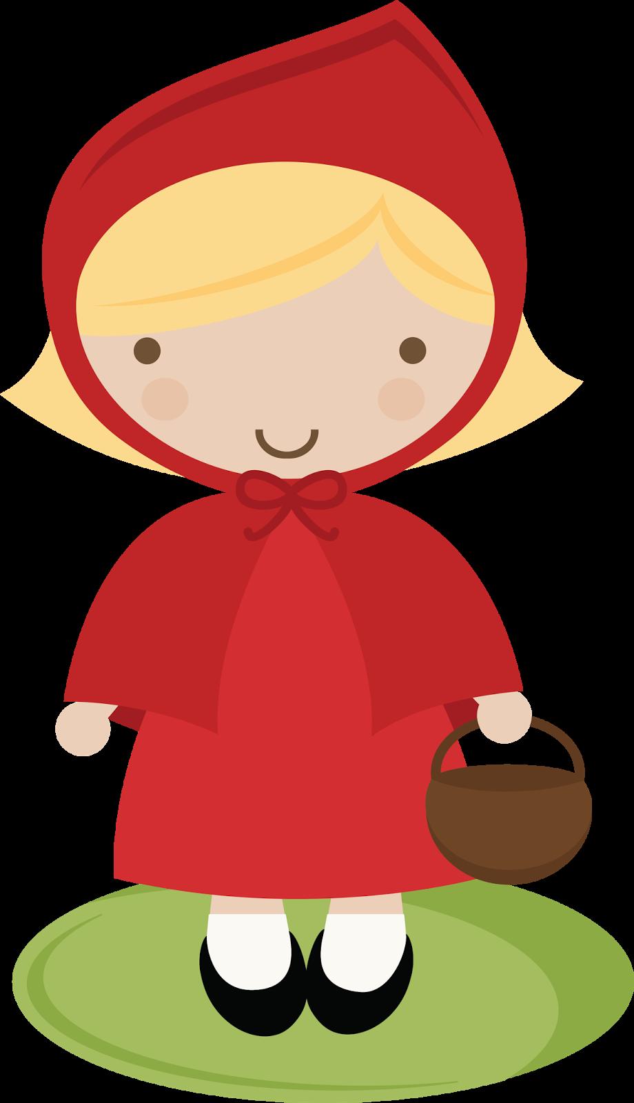 920x1600 Little Red Riding Hood Template