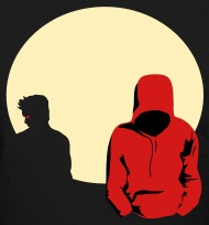 190x204 Charity T Shirts Little Red Riding Hood (Sterek)