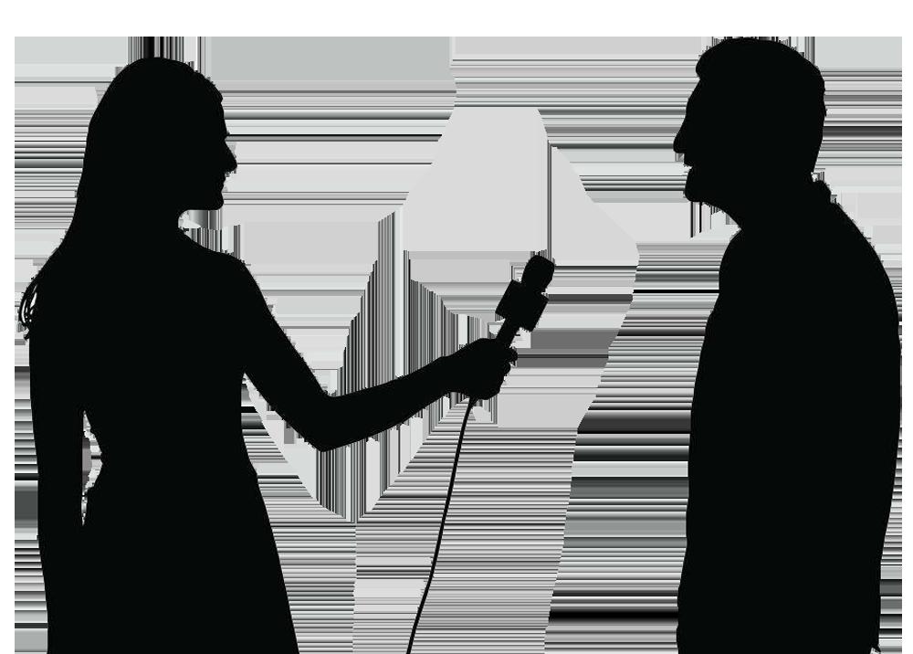 1000x716 Job Interview Silhouette Clip Art