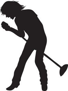 224x300 Live Music Vector Silhouettes Silhouettes