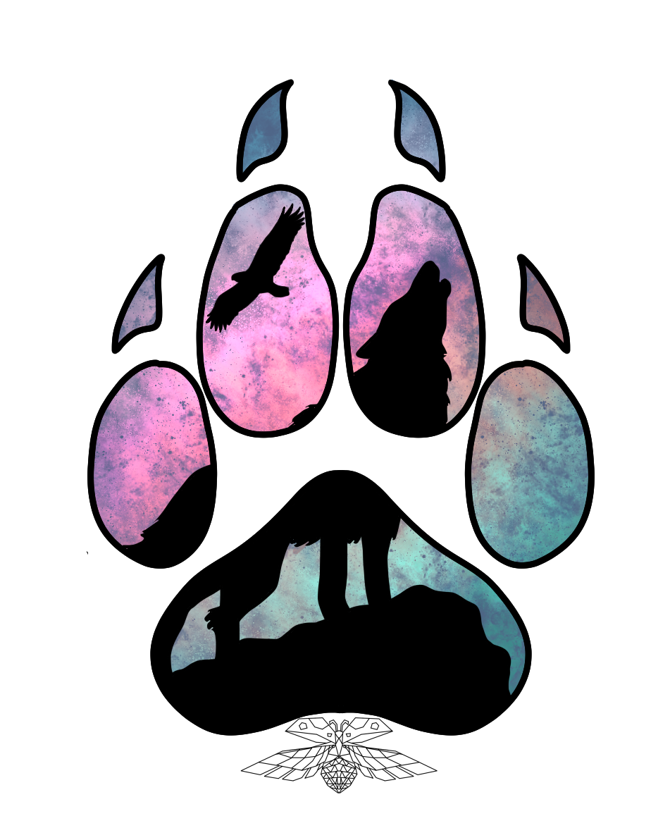 951x1192 Wolf Silhouette By Sparticaus On Newgrounds