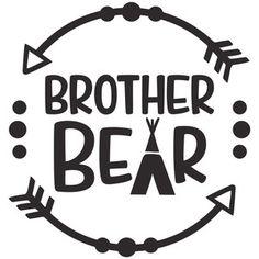 236x236 Mama Bear Logo Bear Logo, Silhouette Design And Silhouettes