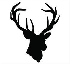 Logo Silhouette Head
