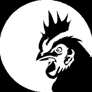 298x297 Chick Clipart Logo