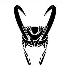236x237 Loki Silhouette