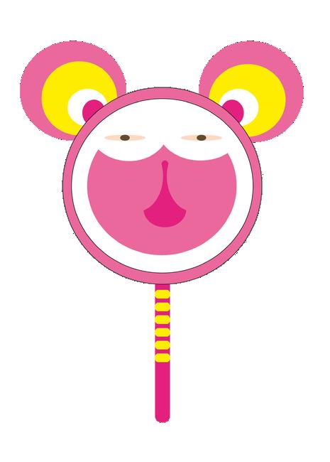 465x650 Lollipop Candy Silhouette Clip Art