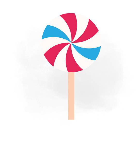 570x609 Lollipop Candy Svg Clipart, Lollipop Svg Monogram, Hard Candy