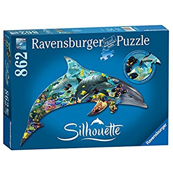 350x350 Ravensburger Big Ben, 1155pc Silhouette Jigsaw Puzzle Amazon.co