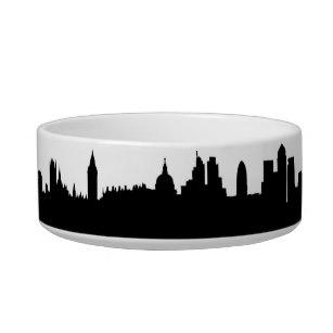 307x307 London Skyline Silhouette Cityscape Gifts On Zazzle