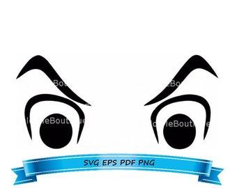 340x270 Eyes Clipart Etsy