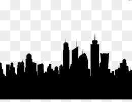 260x200 Free Download New York City London Silhouette Skyline Clip Art