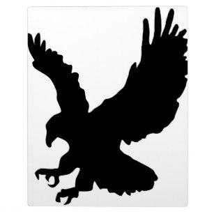 307x307 American Eagle Silhouette Home Decor Amp Pets Products Zazzle