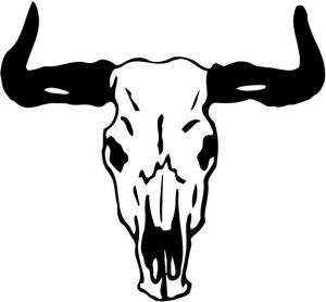 300x278 Bulls Clipart Longhorn Skull