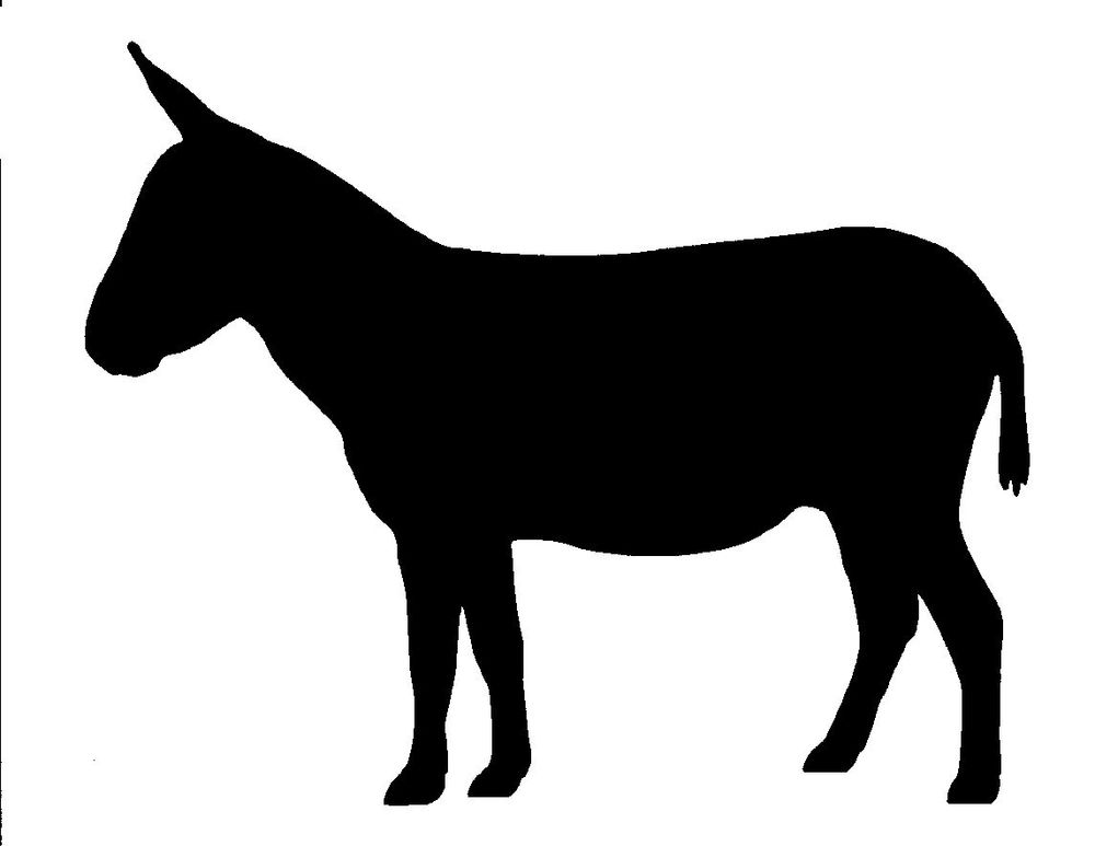 1000x773 Free Cow Head Silhouette, Hanslodge Clip Art Collection