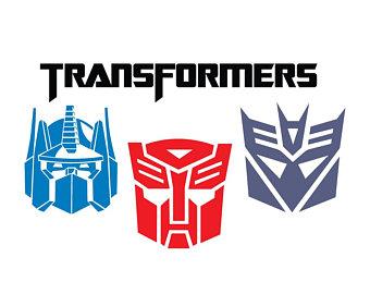 340x270 Transformers Svg Transformes Svg File Transformers Vector