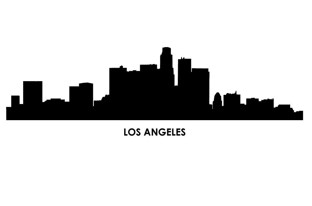 1000x660 Fascinating Los Angeles Wall Art Decorating Design Of Los