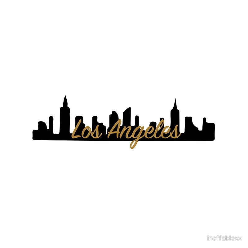 800x800 Los Angeles Scarves By Ineffablexx Redbubble