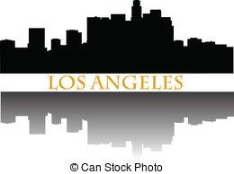260x194 Los Angeles Silhouette Clipart Und Stock Illustrationen. 325 Los