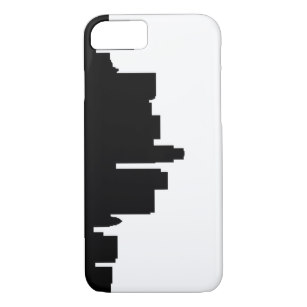 307x307 Los Angeles Skyline Iphone 87 Cases Amp Covers Zazzle