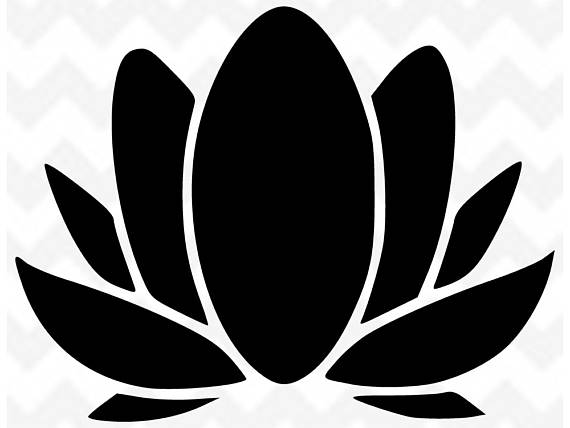 The Best Free Lotus Silhouette Images Download From 158