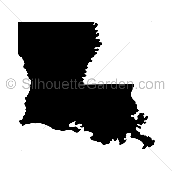 336x334 Louisiana Silhouette Clip Art. Download Free Versions Of The Image