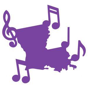 300x300 Silhouette Design Store Louisiana Music Sophie Gallo Design
