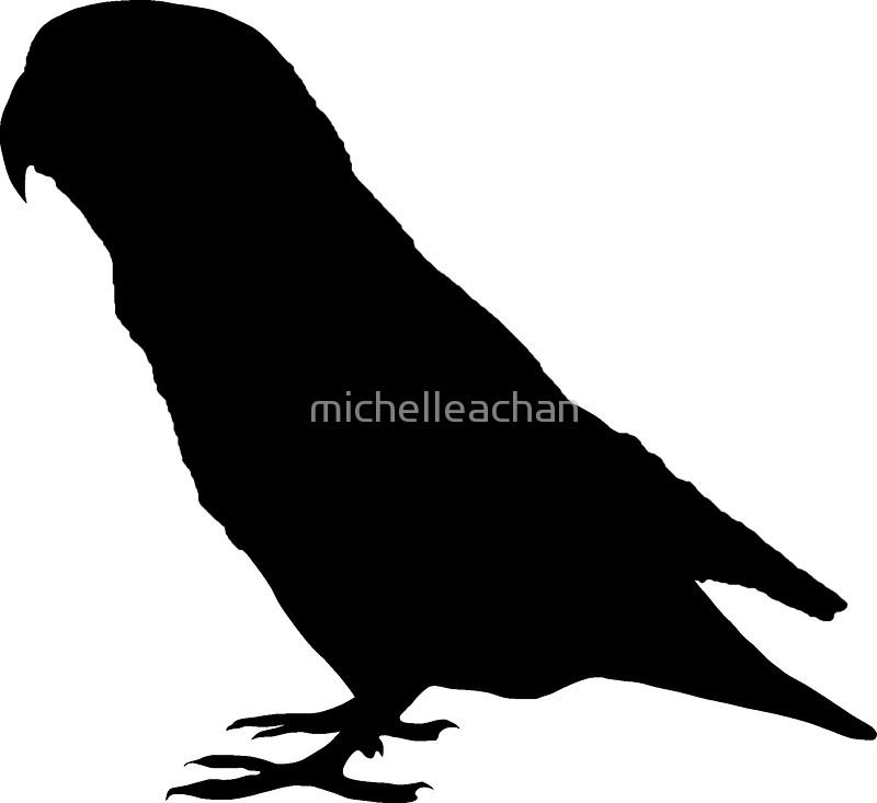 800x733 Lovebird Silhouette Stickers By Michelleachan Redbubble