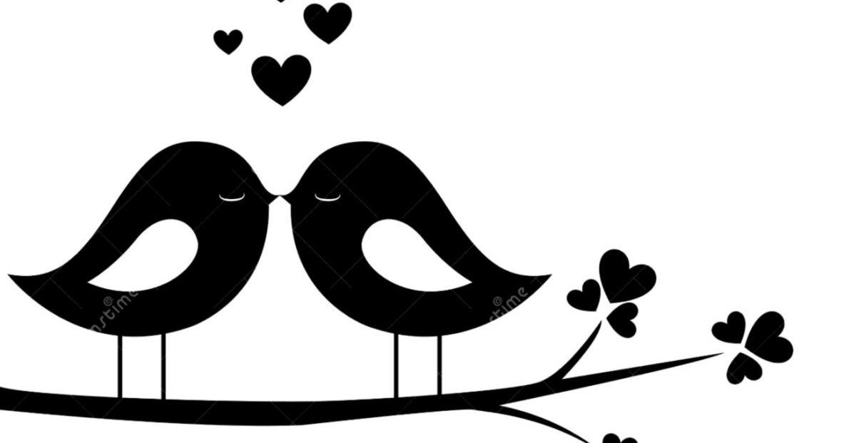 1183x621 Love Bird Silhouettes