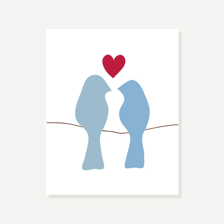 Love Bird Silhouette Clip Art at GetDrawings.com | Free for personal ...