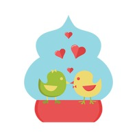 200x200 Wedding Weddings Marriage Birds Bird Animal Animals Love Emotion
