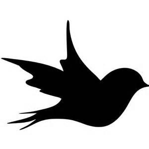 300x300 Love Bird Silhouette