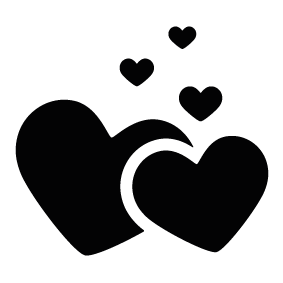 283x283 Love Silhouettes Silhouettes Of Love Free