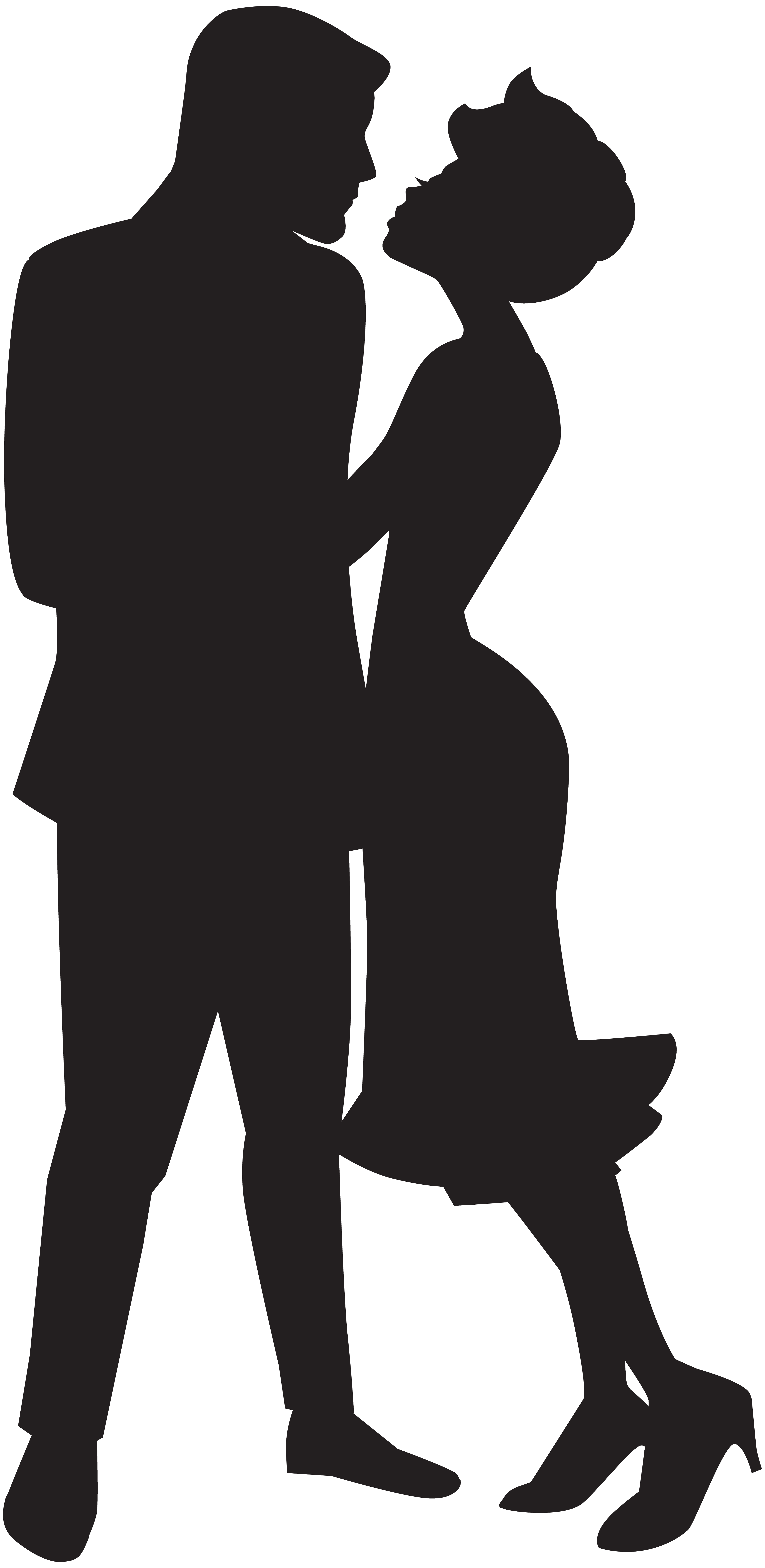 3902x8000 Couple In Love Silhouette Png Clip Artu200b Gallery Yopriceville