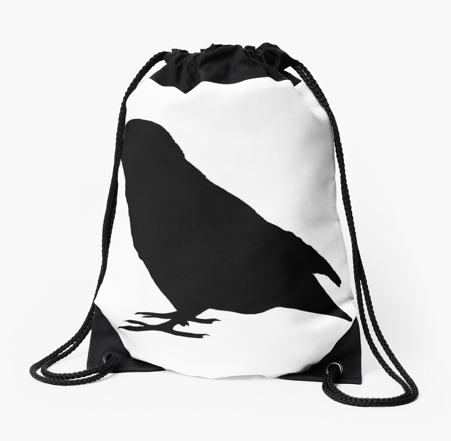 1435x1404 Lovebird Silhouette Drawstring Bags By Michelleachan Redbubble