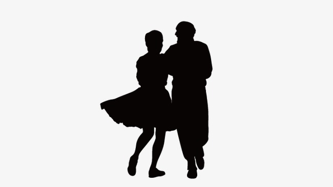 650x366 Lovers Silhouette, Lovers, Love People Png And Vector For Free