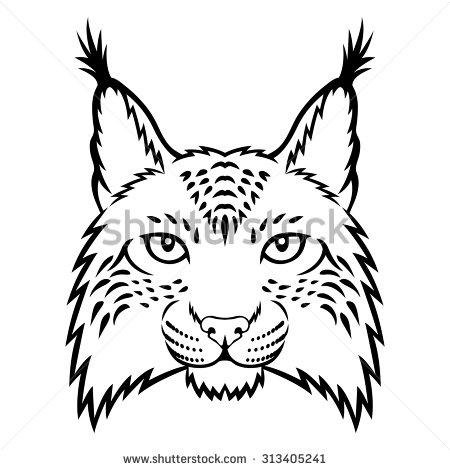 Lynx Silhouette