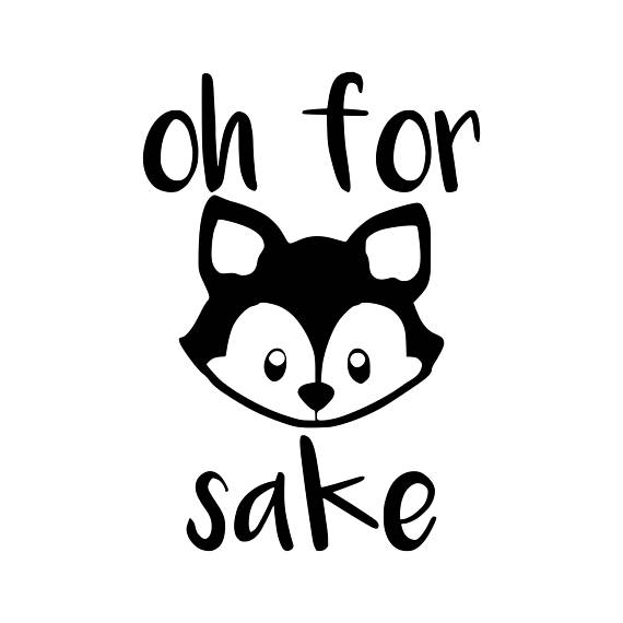 570x570 Fox Svg, Fox Sake Svg, Fox Sake, Svg, Woodland Svg, Animal Svg