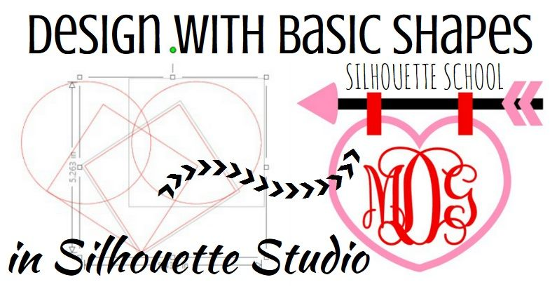 795x412 Silhouette Tips Creating Your Own Designs In Studio With Basic