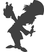 174x208 Image Result For Mad Hatter Silhouette Epcot 2017
