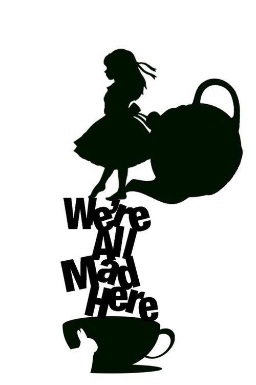 500x750 Alice In Wonderland W O N D E R L A N D Alice, Pdf