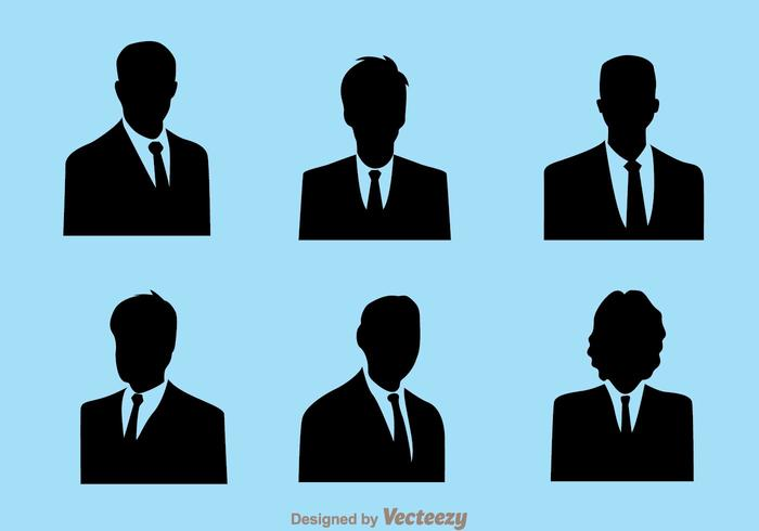 700x490 Vector Set Of Man Icons