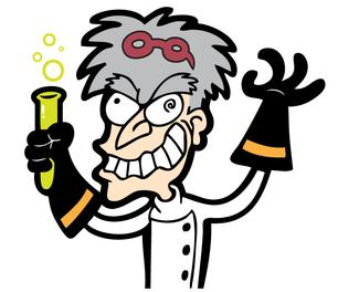 306x264 Mad Scientist Halloween Clip Art Halloween Amp Holidays Wizard