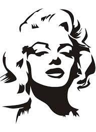 191x264 Madonna Portrait Art Stencil Paints Walls Fabrics Home Decor