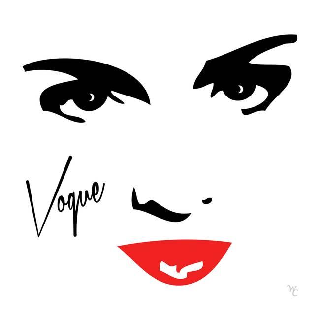 650x650 Stunning Madonna Digital Artwork For Sale On Fine Art Prints